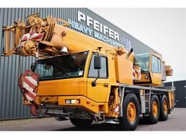 all terrain cranes Faun ATF 45-3 6x6x6 Drive, 45t Capacity, 34m Main Boom, 2005