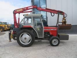 Mini - Kompakt - Gartentraktor Massey Ferguson 342