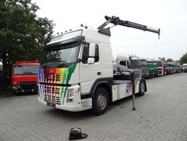 crane truck Volvo FM11 370 Palfinger PK12002 2010