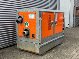 waterpump machine BBA BA100K D193 with Hatz engine 2008