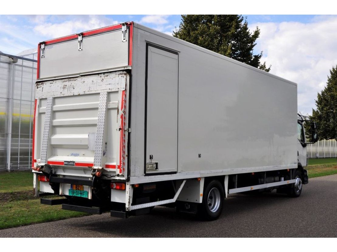 closed box truck > 7.5 t Volvo FLL 42 2011