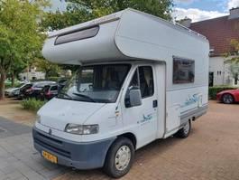 Alkoven-Camper Fiat Nette FIAT 1,9 TD Camper | 6 personen | Goed onderhouden 1998