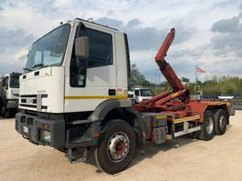 tipper truck > 7.5 t Iveco Eurotech 260E31 2002