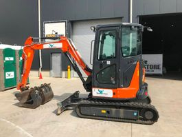 mini digger crawler Hitachi ZX 33 U-5 A 2018