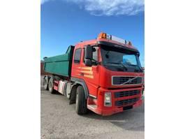 tipper truck > 7.5 t Volvo FM480, 6x4, Full steel, Tipper, 2007 2007
