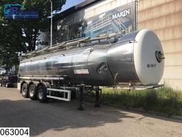 Tankauflieger Auflieger Maisonneuve Food Isolated, 5 Compartments, Food, nourriture, Lebensmittel, Levensmid... 1994
