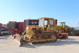 crawler dozer Caterpillar D4 - Bulldozer 1971