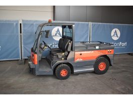 tow tractor Linde P250 2007
