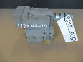 hydraulic system equipment part Beringer Hydraulik Ag SLBV17SO3/4