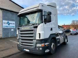 caminhão trator Scania R 420 Highline / Manualgear / Retarder / Klima