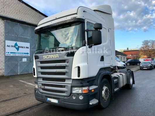 trattore stradale Scania R 420 Highline / Manualgear / Retarder / Klima