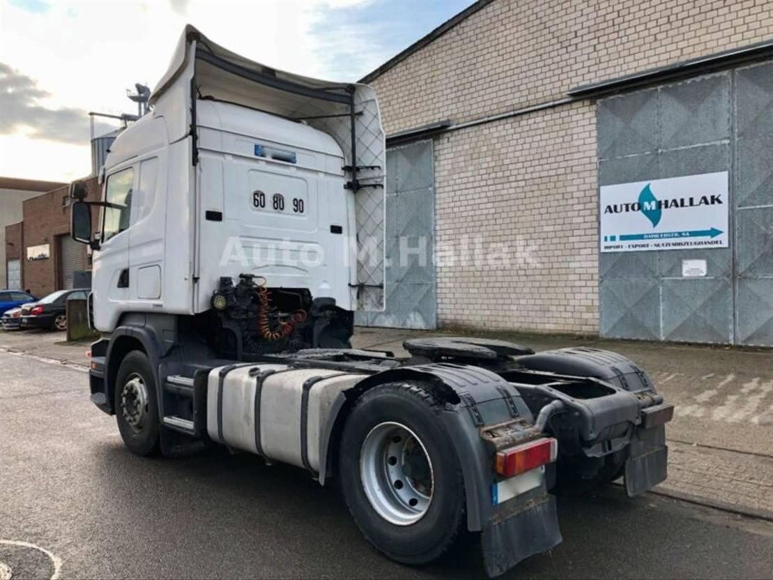 Standard SZM Scania R 420 Highline / Manualgear / Retarder / Klima