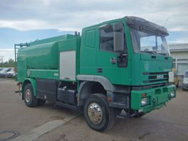 tank truck Iveco EuroTrakker MP 190 E30W Flugfeldtankwagen 8200 L 1999