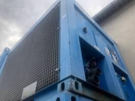 container di spedizione refeer refrigerato AGGREKO WCC 200 2003