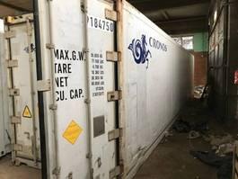 Kühlwagen-gekühlt Versandcontainer Carrier Koelcontainer 40 voet