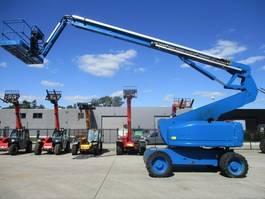 articulated boom lift wheeled Genie Z80/60 (493) 2005