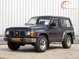 all-terrain vehicle Nissan Patrol 4WD 2.8 GF - 6 Cilinder - 3 DRS - Turbo Diesel - NEW APK 1992