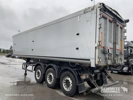 Kipper Auflieger Schmitz Cargobull Kipper Alu kasten 50m³ 2014