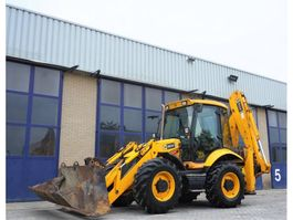 backhoe loader JCB 3CX Super 2007