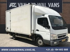 closed box lcv < 7.5 t Mitsubishi Canter 3C13 3.0 DI 335 Bakwagen + Laadklep Spoiler, zijdeur 2007