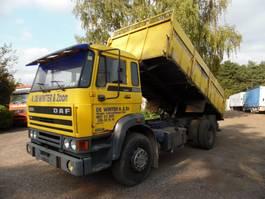 tipper trailer DAF kipper 2300 1987
