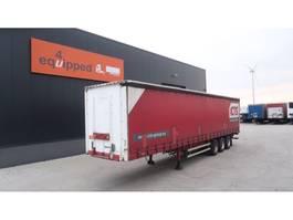 Schiebeplanenauflieger Burg COIL, BPW+drumbrakes, NL-trailer 2005