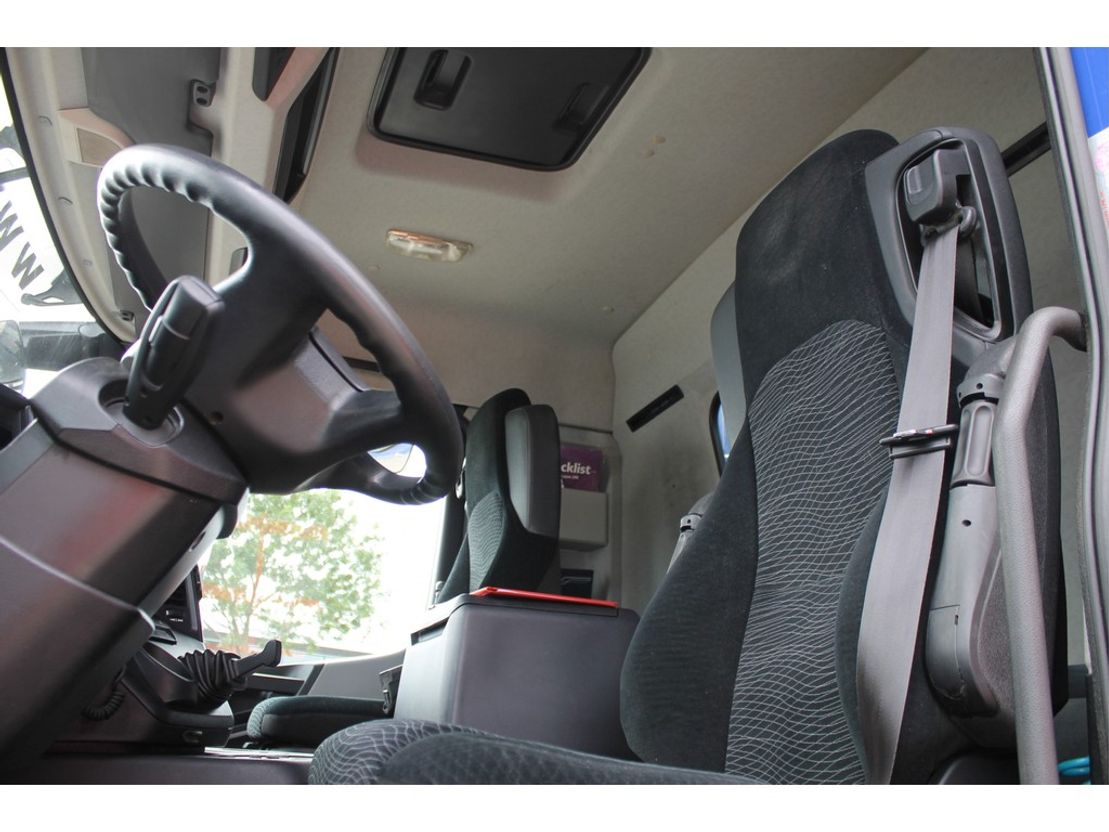closed box truck > 7.5 t Mercedes Benz Antos 2530L wb=430 cm + 140cm Bakwagen 2015