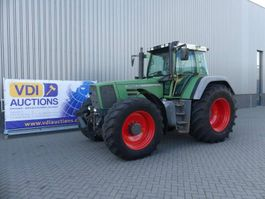 farm tractor Fendt 816 Turboshift 1996