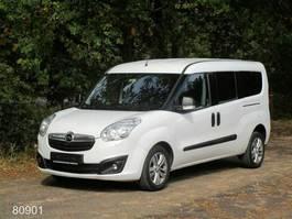 Kombinationskraftwagen Opel Combo 1.6 CDTI L2H1 - 2x SCHIEBETÜR - KLIMA - NA