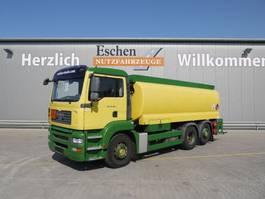 tank truck MAN TGA 26.320, Euro 4, Lindner & Fischer A3 2008
