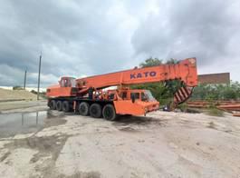All-Terrain-Kräne Kato NK 70tons lifting capacity / 44meter boom 1982