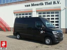 closed lcv Renault Master 135.35  EURO 6  L2H2 GESLOTEN 6774 2020