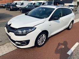 estate car Renault Mégane 1.5 dCi 81KW Limited ESTATE NAVI KLIMA 2015
