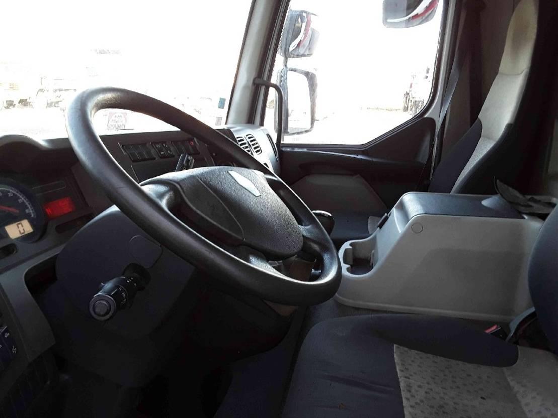 closed box truck > 7.5 t Renault Midlum 190 Dci Brewery box Brasseur 2007