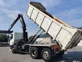 container truck DAF 85.380 6x2 Euro2 crane/grue 1997