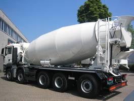 concrete mixer truck MAN TGS  49.440 10x4 mixer 15m3 2020