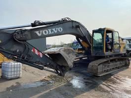 crawler excavator Volvo EC 240 BC 2005
