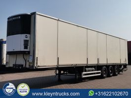 refrigerated semi trailer Van Eck DT 39 3 left side opening 1996