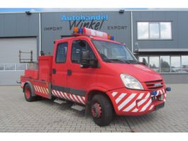 tow truck lcv Iveco Daily 65C18 FULL EQUIPED 2008