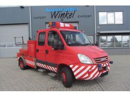 tow truck lcv Iveco Daily 65C18 FULLY EQUIPPED 2008
