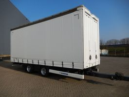 sliding curtain trailer Krone ZZP18 2 As Wipkar Schuifzeil, 34-WN-NV 2005