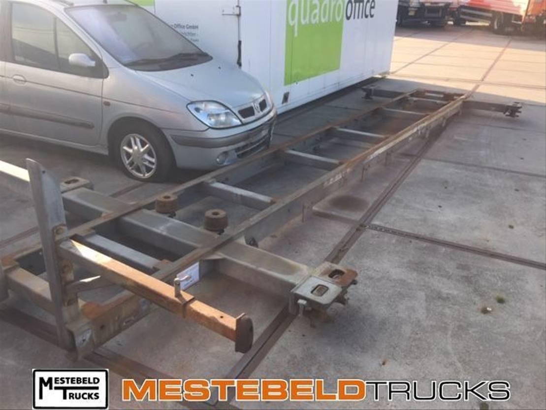 Container system truck part Diversen BDF systeem 2013