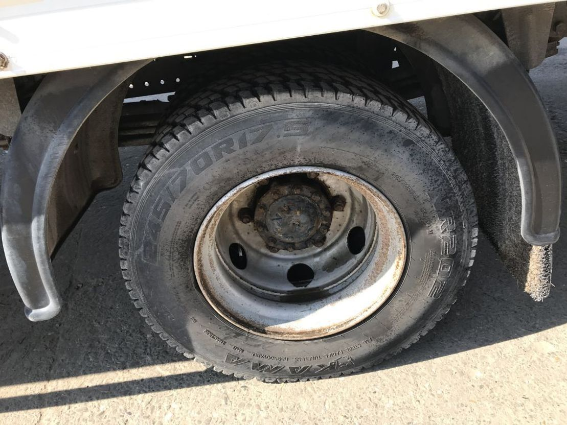 closed box truck > 7.5 t MAN TGL12.210 **MANUAL GEAR-EURO 3** 2006