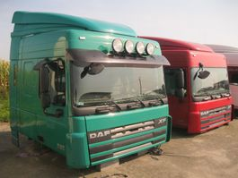 cabine truck part DAF XF 105 SPACE CAB KABINA 2010