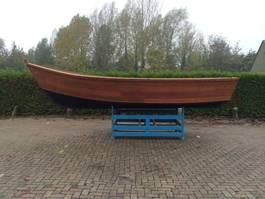 Schaluppe Volkswagen houten sloep met Volkswagen marine diesel motor in perfecte staat ! als ...