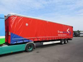 sliding curtain semi trailer Krone 2-Assige Schuifzeilenoplegger 2017