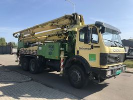chassis cab truck Mercedes-Benz 2629 1990