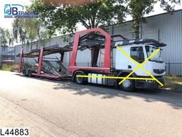 car transporter trailer Lohr Middenas Eurolohr Car transporter, Combi 2005