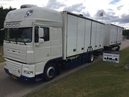 swap body truck DAF XF105-460 FA 2013