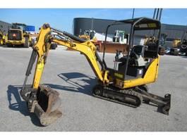 mini digger crawler Bobcat E 14 A EM 2013